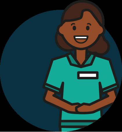 NHS icon illustration