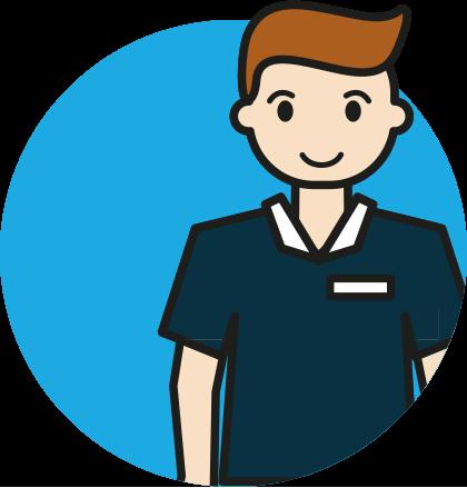 Healthcare icon illustration